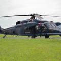 UH-60J 4589 八雲分屯基地公開 (2)