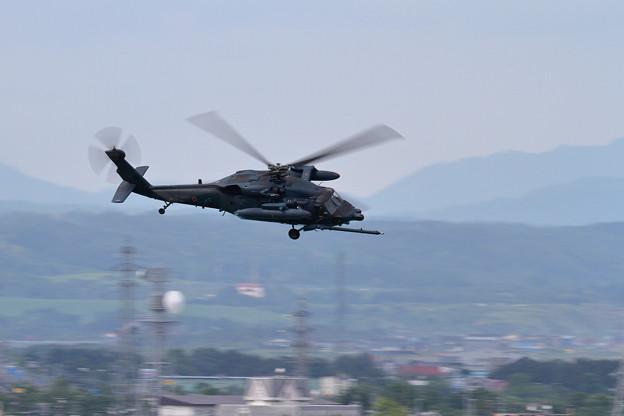 UH-60J 589 八雲分屯基地公開 (4)