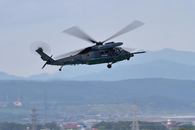 UH-60J 589 八雲分屯基地公開 (5)