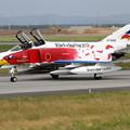 Photos: F-4EJ 302sq 特別塗装機がやって来た(3)