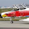 Photos: F-4EJ 302sq 特別塗装機がやって来た(4)