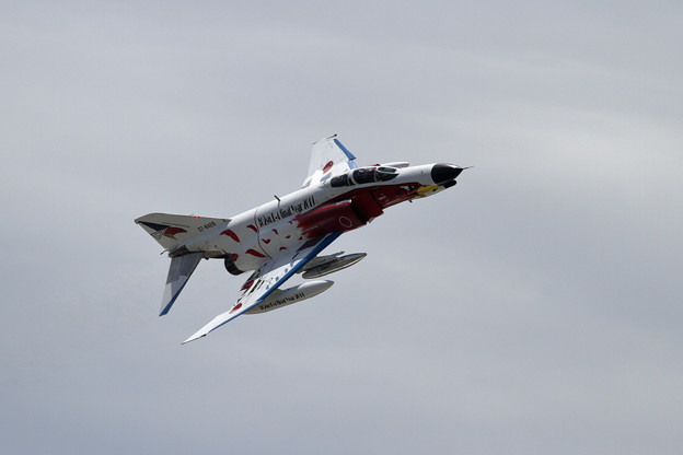F-4EJ 428 302sq 帰投(1)