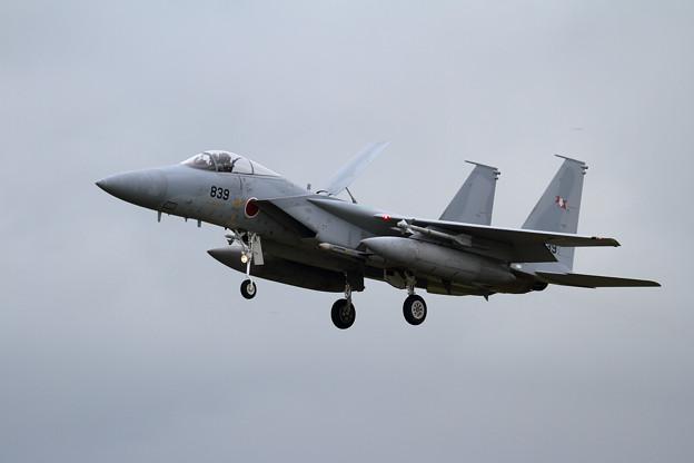 F-15 839 RTB