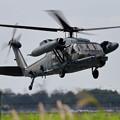 Photos: UH-60J 98-4589 千歳救難隊 帰投