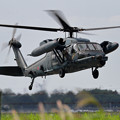 UH-60J 98-4589 千歳救難隊 帰投 OKD