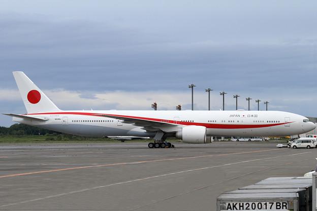 B777-300ER N509BJ 新政府専用機 (1)