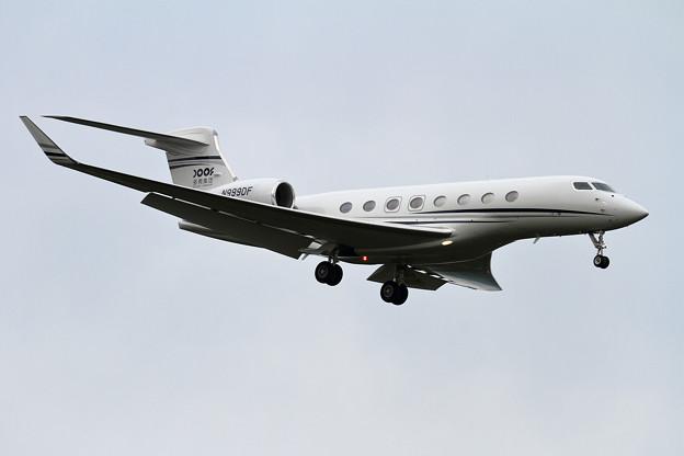 Photos: Gulfstream G650ER N999DF Doof Group
