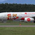 写真: A330 ThaiAirAsiaX Lotte World livery HS-XTD (2)