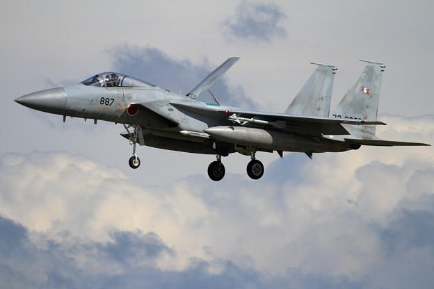 F-15J 203sq 72-8887 Chitose AB