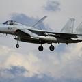 写真: F-15J 203sq 72-8887 Chitose AB