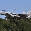 写真: F-15J 844 201sq RTB