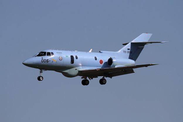 写真: U-125A 72-3006 approach