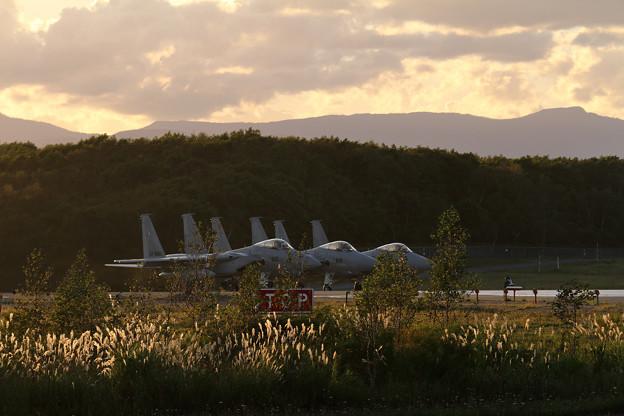 F-15 203sq Night practice (1)