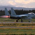 F-15 203sq Night practice (4)