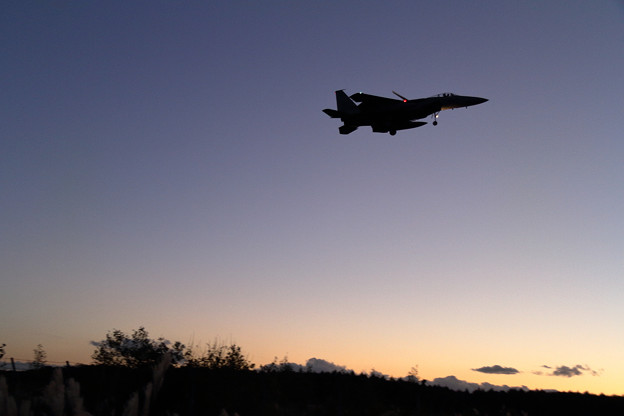 F-15 203sq Night practice (8)