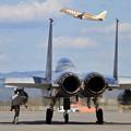 Photos: F-15J 203sq Last chance Checking