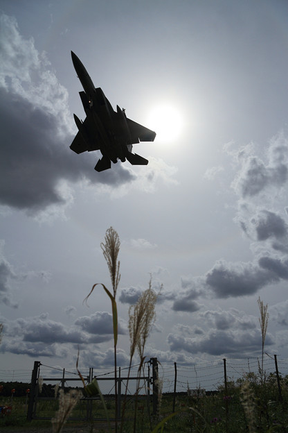 F-15 Approach