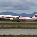 Photos: B777-300ER 80-1111 飛行訓練始まる(1)