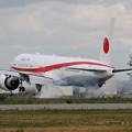 Photos: B777-300ER 80-1111 飛行訓練始まる(4)