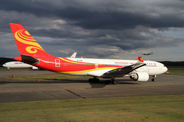 A330 Hongkong Airlines B-LNE A10point