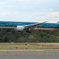 B777 CPA 香港精神號 B-KPB landing