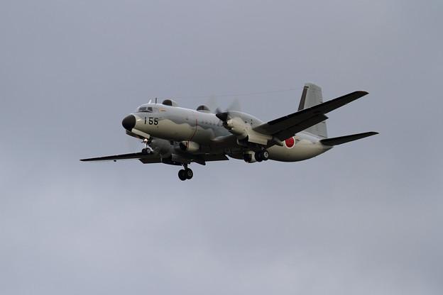 YS-11EB 155 approach(2)