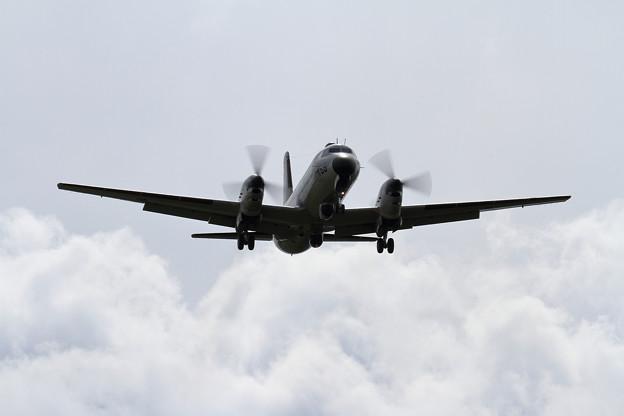 Photos: YS-11EB 1159 approach