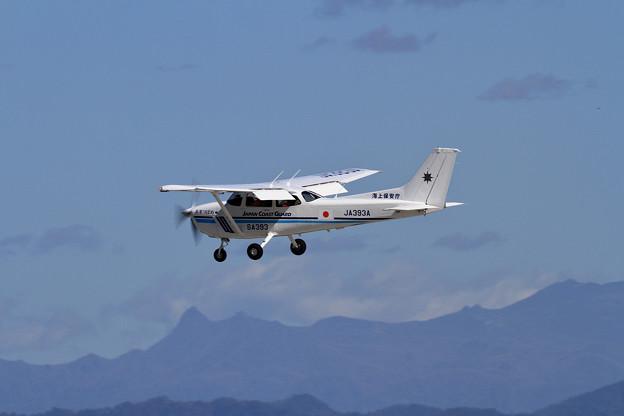 Cessna172S JA393A あまつばめ JCG