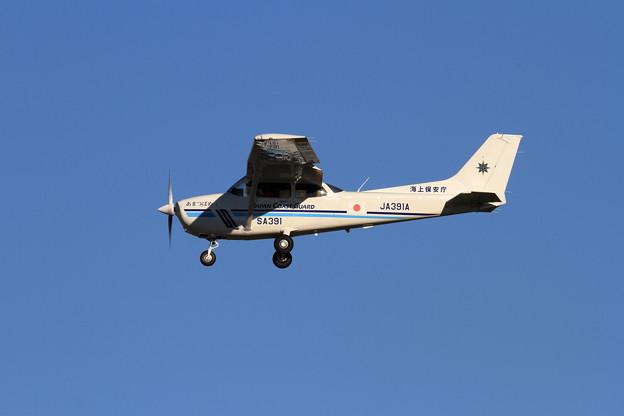Cessna172S JA391A あまつばめ JCG