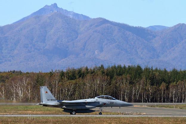 F-15DJ 058 23sq 飛来