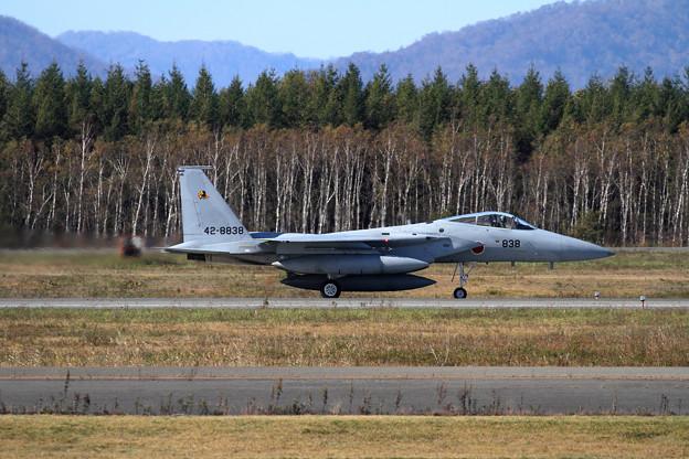 F-15J 838 23sq 飛来