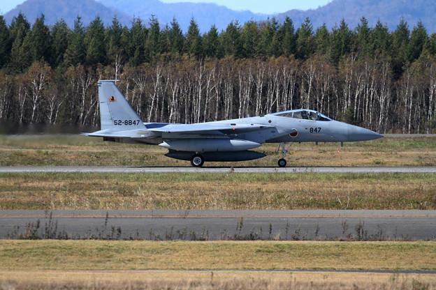 F-15J 847 23sq 飛来