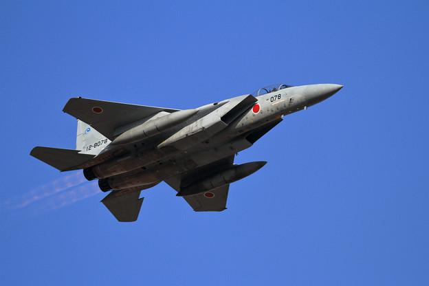 F-15DJ 078 ADTW Gifu A.B takeoff