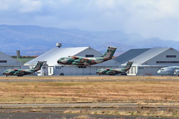 Photos: C-1 019 402sq approach