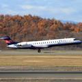 CRJ700 IBEX JA09RJ takeoff