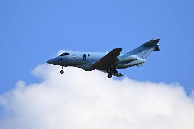 U-125A 3016 Air Rescue Squadron approach