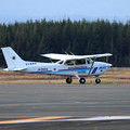 Cessna172S JA392A あまつばめ JCG
