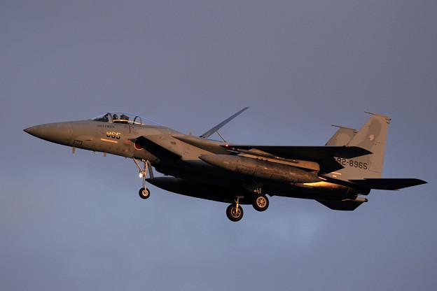 F-15J 965 204sq approach