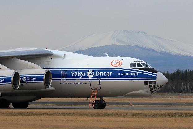 IL-76TD-90VD RA-76952 VDA stay (2)