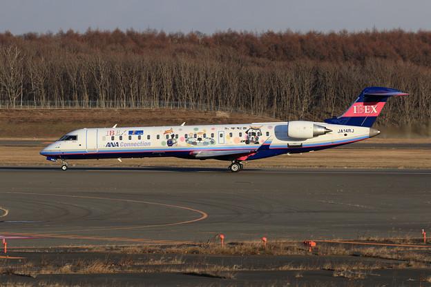 CRJ-700 IBEX むすび丸 JA14RJ