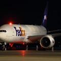 B777F FedEx N891FD ENG start