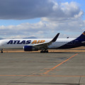 B767 Atlas Air N649GT taxiing