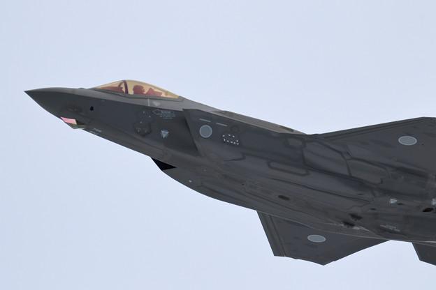 F-35A 708 飛来 (3)