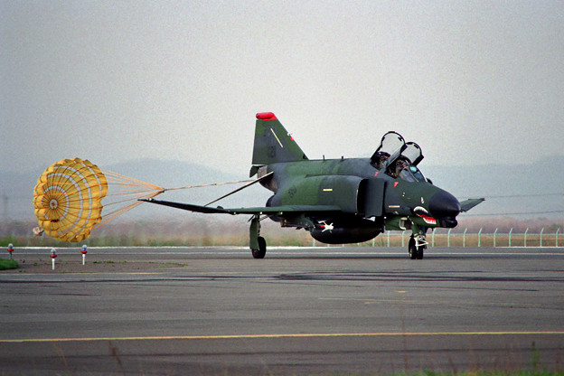 USAF F-4G 69-7211 PN 90TFS CTS 1986