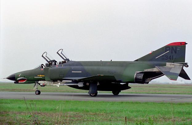 USAF F-4E 68-0341 PN CTS 1980