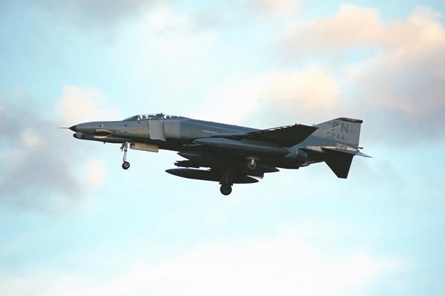 USAF F-4G 69-0244 PN CTS 1989.09