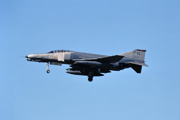 USAF F-4G 69-7217 PN CTS 1989.09