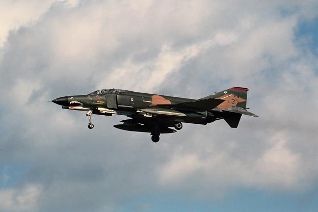 USAF F-4E 68-0312 3rdTFW PN MSJ 1980.10