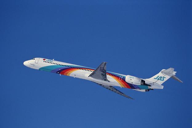 MD-90-30 JA8070 JAS CTS 1998.02