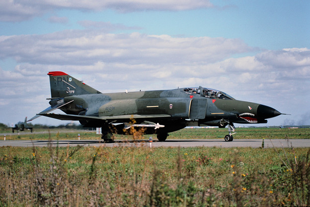 USAF F-4E 68-0483 PN 3rd TFW CTS 1987.10